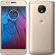 Motorola Moto G5s Gold - Mobilní telefon