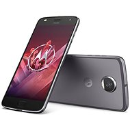 Motorola Moto Z2 Play Šedý - Mobilní telefon
