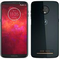 Motorola Moto Z3 Play Modrý - Mobilní telefon