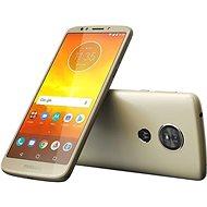 Motorola Moto E5 Zlatý - Mobilní telefon
