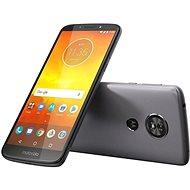 Motorola E5 Modrá - Mobilní telefon