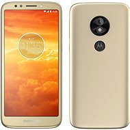 Motorola Moto E5 Play Dual SIM Gold - Mobile Phone