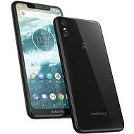 Motorola One Dual SIM černá - Mobilní telefon