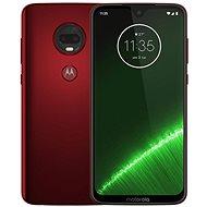 Motorola G7 Plus červená - Mobilní telefon