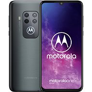 Motorola One Zoom šedá