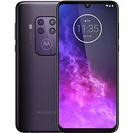 Motorola One Zoom violet