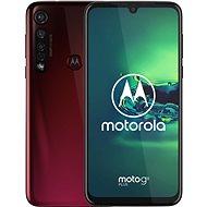 Motorola Moto G8 Plus červená - Mobilní telefon
