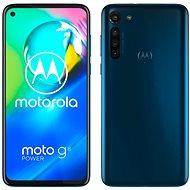 Motorola Moto G8 Power modrá - Mobilní telefon