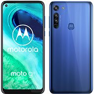 Motorola Moto G8 64GB Dual SIM modrá - Mobilní telefon