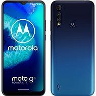 Motorola Moto G8 Power Lite 64GB Dual SIM modrá - Mobilní telefon