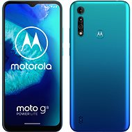 Motorola Moto G8 Power Lite 64GB Dual SIM zelená - Mobilní telefon