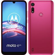 Motorola Moto E6s 32GB Dual SIM růžová - Mobilní telefon