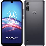 Motorola Moto E6s 32GB Dual SIM šedá - Mobilní telefon