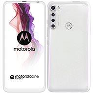 Motorola One Fusion+ bílá - Mobilní telefon