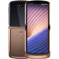 Motorola Razr 5G zlatá - Mobilní telefon