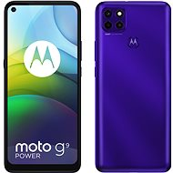 Motorola Moto G9 Power 128GB fialová