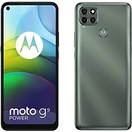 Motorola Moto G9 Power 128GB metalická zelená - Mobilní telefon