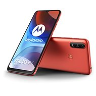 Motorola Moto E7 Power Red