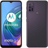 Motorola Moto G10 šedá - Mobilní telefon