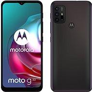 Motorola Moto G30 černá - Mobilní telefon