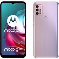 Motorola Moto G30 gradientní fialová - Mobilní telefon