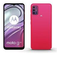 Motorola Moto G20 NFC červená - Mobilní telefon