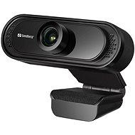 Sandberg USB Webcam Saver 1080P, černá - Webkamera