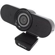 Sandberg USB AutoWide Webcam 1080P HD, černá - Webkamera