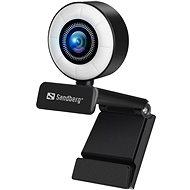Sandberg Streamer USB Webcam, černá - Webkamera
