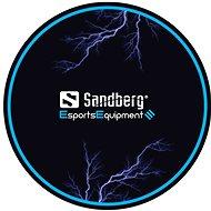 Sandberg Floor Mat černá - Podložka pod židli
