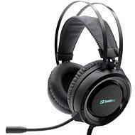 Sandberg Dominator Headset černá - Herní sluchátka