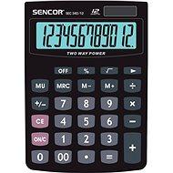 SENCOR SEC 340/ 12 - Kalkulačka