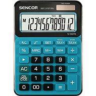 SENCOR SEC 372T/BU modrá - Kalkulačka