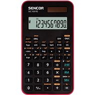 SENCOR SEC 106 RD černo/červená - Kalkulačka
