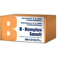 B-Complex Sanofi 100 pcs - B Complex