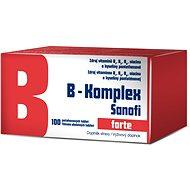 B-Complex Sanofi FORTE 100 pcs - B Complex