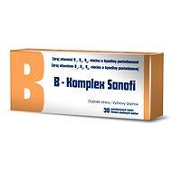 B-Complex Sanofi 30 pcs - B Complex