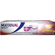 MUCODUAL PASTILS 18 pcs - Medical Device