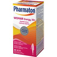 PHARMATON WOMAN ENERGY 30+  tbl. 30 - Multivitamín
