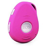 Pomoc v nebezpečí růžové - SOS Tlačítko