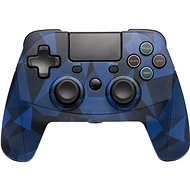 SNAKEBYTE GAME:PAD 4 S WIRELESS CAMO BLUE - Gamepad