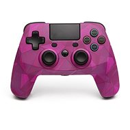 SNAKEBYTE GAME:PAD 4 S WIRELESS BUBBLEGUM CAMO - Gamepad