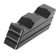 SNAKEBYTE PS4 TWIN:CHARGE 4 BLACK - Nabíjecí stojánek