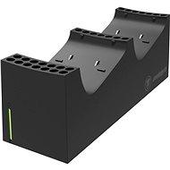 Snakebyte XBOX series X Twin Charge SX Black - Nabíjecí stojánek