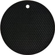 FALA Podložka pod horkou konev silikonová černá - Příslušenství do kuchyně