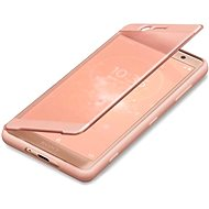 Sony SCTH50 Style Cover Touch pro Xperia XZ2 Compact Pink