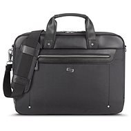 "Solo Irving Briefcase Black 15.6"" - Brašna na notebook"