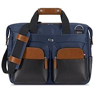"Solo Sag Harbor Briefcase Blue 15.6"" - Brašna na notebook"
