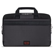 "Solo Mission Briefcase Black/Red 15.6"" - Brašna na notebook"