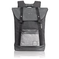 "Solo Momentum Backpack Black/Gray 15.6"" - Batoh na notebook"